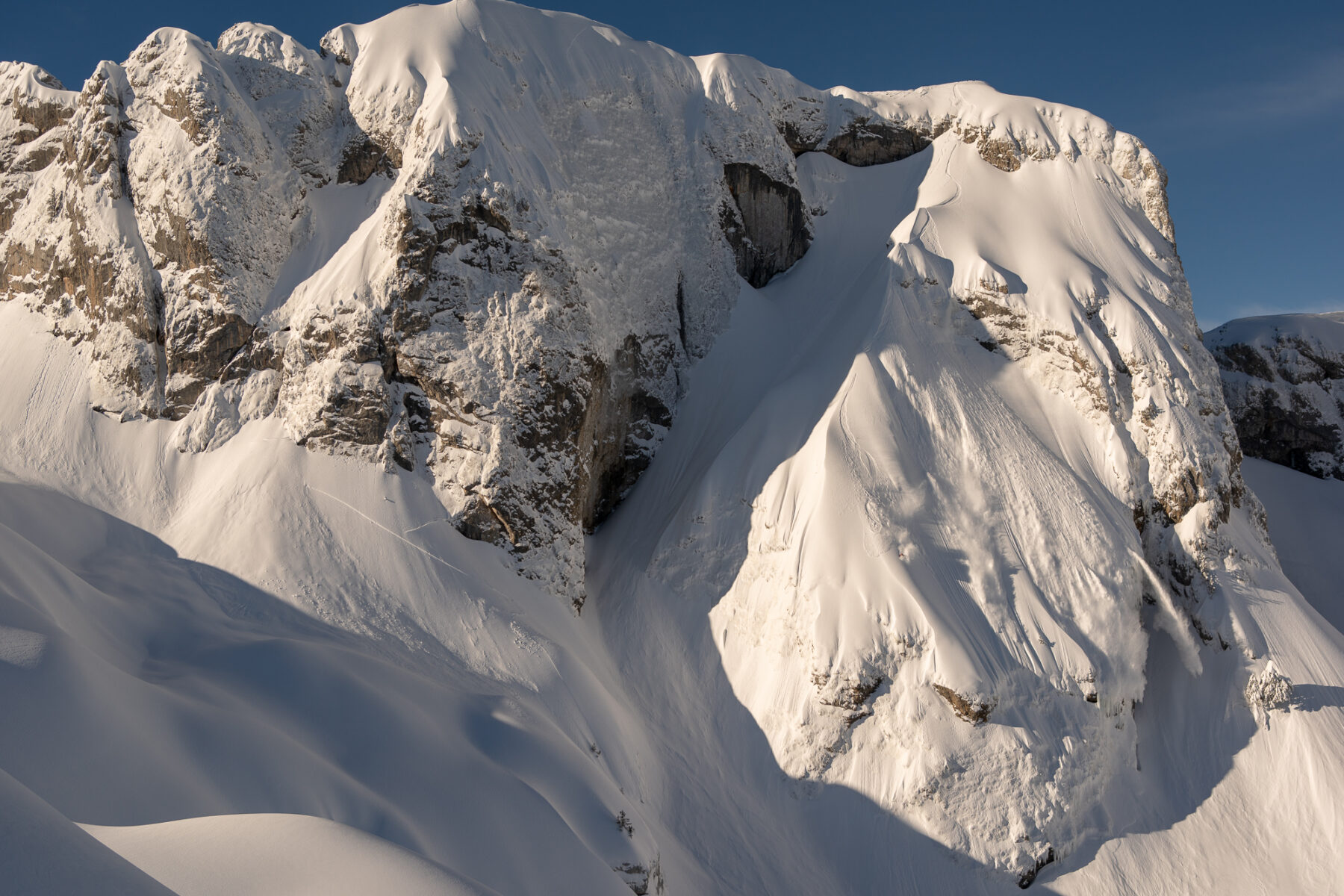 big mountain dream lines